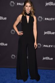 Amanda Crew Stills at Silicon Valley Panel at Paleyfest in Los Angeles 2018/03/18