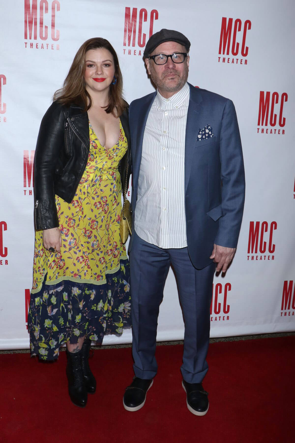 Amber Tamblyn Stills at MCC Theater's Miscast Gala in New York 2018/03/26 1
