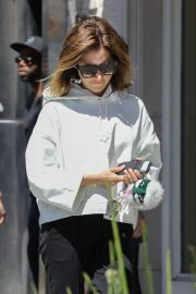 Ashley Tisdale Stills Out and About in Studio City 2018/03/27