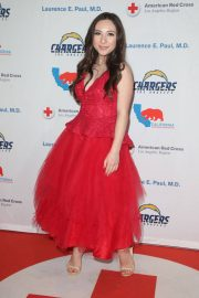 Ava Cantrell Stills at Red Cross Los Angeles 2nd Annual Humanitarian Awards 2018/03/09