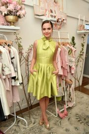 Bailee Madison Stills at Ted Baker London Spring/Summer 2018 Launch in Los Angeles 2018/03/15