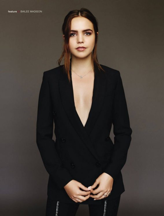 Bailee Madison Stills in Gold Coast Magazine, March 2018 Photos
