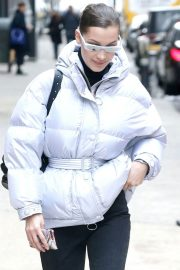 Bella Hadid Stills Out and About in New York 2018/03/23