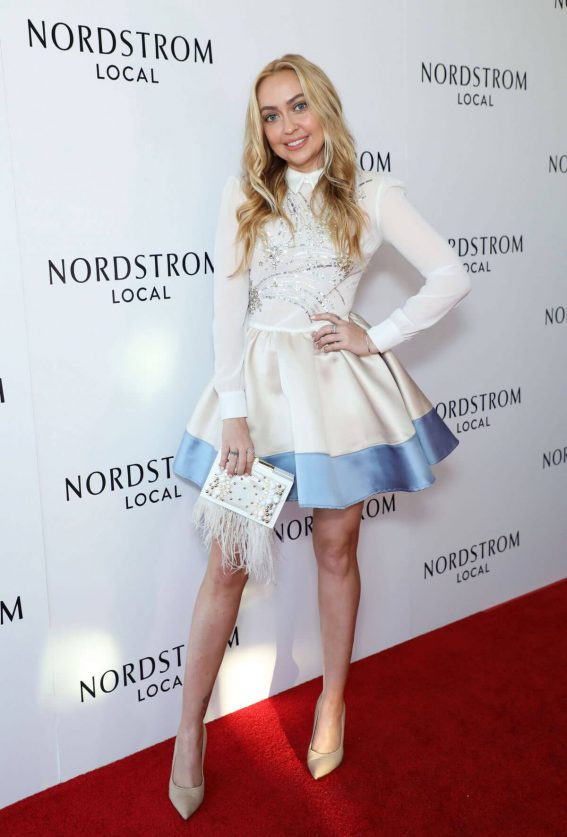 Brandi Cyrus Stills at Nordstrom Oscar Party in Los Angeles 2018/03/04
