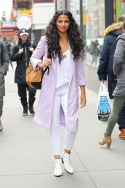 Camila Alves Stills Out and About in New York 2018/03/28 1