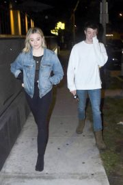 Chloe Moretz  Stills at Gracias Madre in West Hollywood 2018/03/23