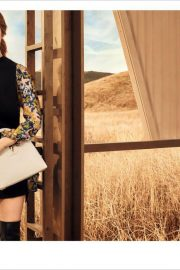 Emma Stone Poses Louis Vuitton Spirit of Travel 2018 Ad Campaign Photos