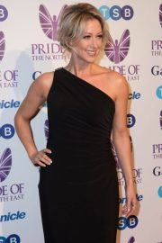 Faye Tozer Stills at Pride of the North East Awards in Newcastle 2018/03/27
