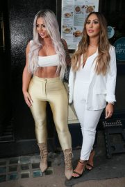 Holly Hagan and Sophie Kasaei Stills at Charlotte Crosby TV Show Launch in London 2018/03/28 1