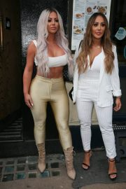 Holly Hagan and Sophie Kasaei Stills at Charlotte Crosby TV Show Launch in London 2018/03/28 7