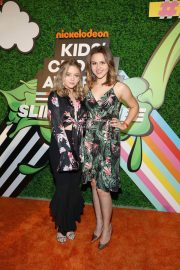 Isabella Acres Stills at Nickelodeon Kids' Choice Awards Slime Soiree in Venice 2018/03/23