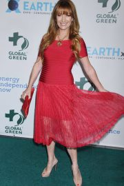 Jane Seymour Stills at Global Green Pre-Oscars Party in Los Angeles 2018/02/28