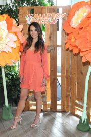 Jordana Brewster Stills at Zyrtec and Create & Cultivate Panel to Talk Allergy Face in New York 2018/03/28 3