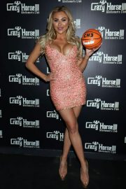 Khloe Terae Stills at Hoops and Hottie Event at Crazy Horse III in Las Vegas 2018/03/17