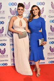 Kym Marsh and Emily Cunliffe Stills at Pride of the North East Awards in Newcastle 2018/03/27