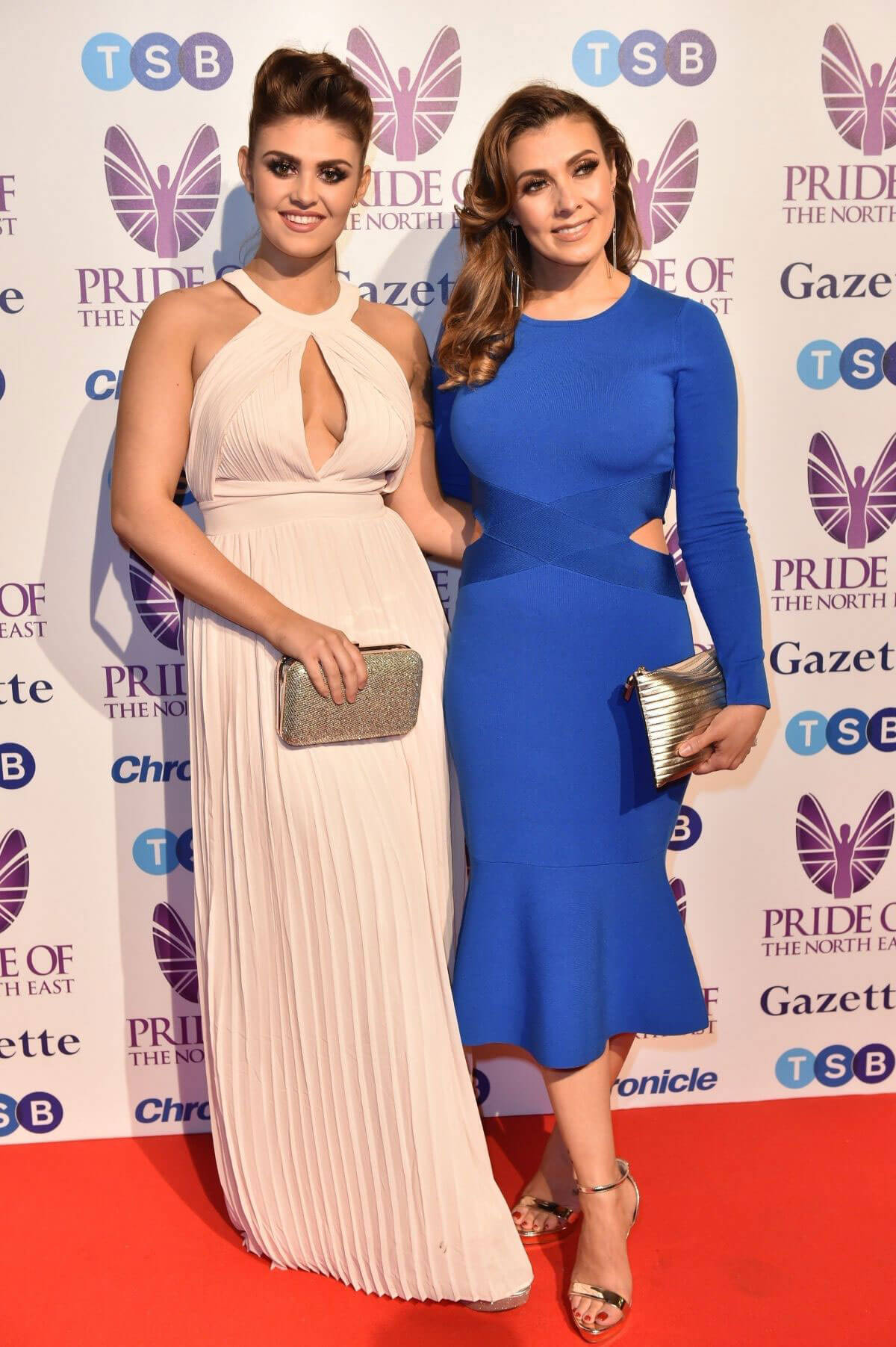 Kym Marsh and Emily Cunliffe Stills at Pride of the North East Awards in Newcastle 2018/03/27 26