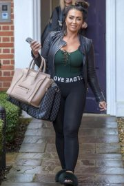 Lauren Goodger Stills Out and About in Essex 2018/03/28 5
