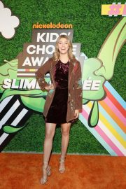 Lexi DiBenedetto Stills at Nickelodeon Kids' Choice Awards Slime Soiree in Venice 2018/03/23