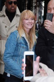 Lucy Rose Stills Arrives at AOL Build Series in New York 2018/03/28 5