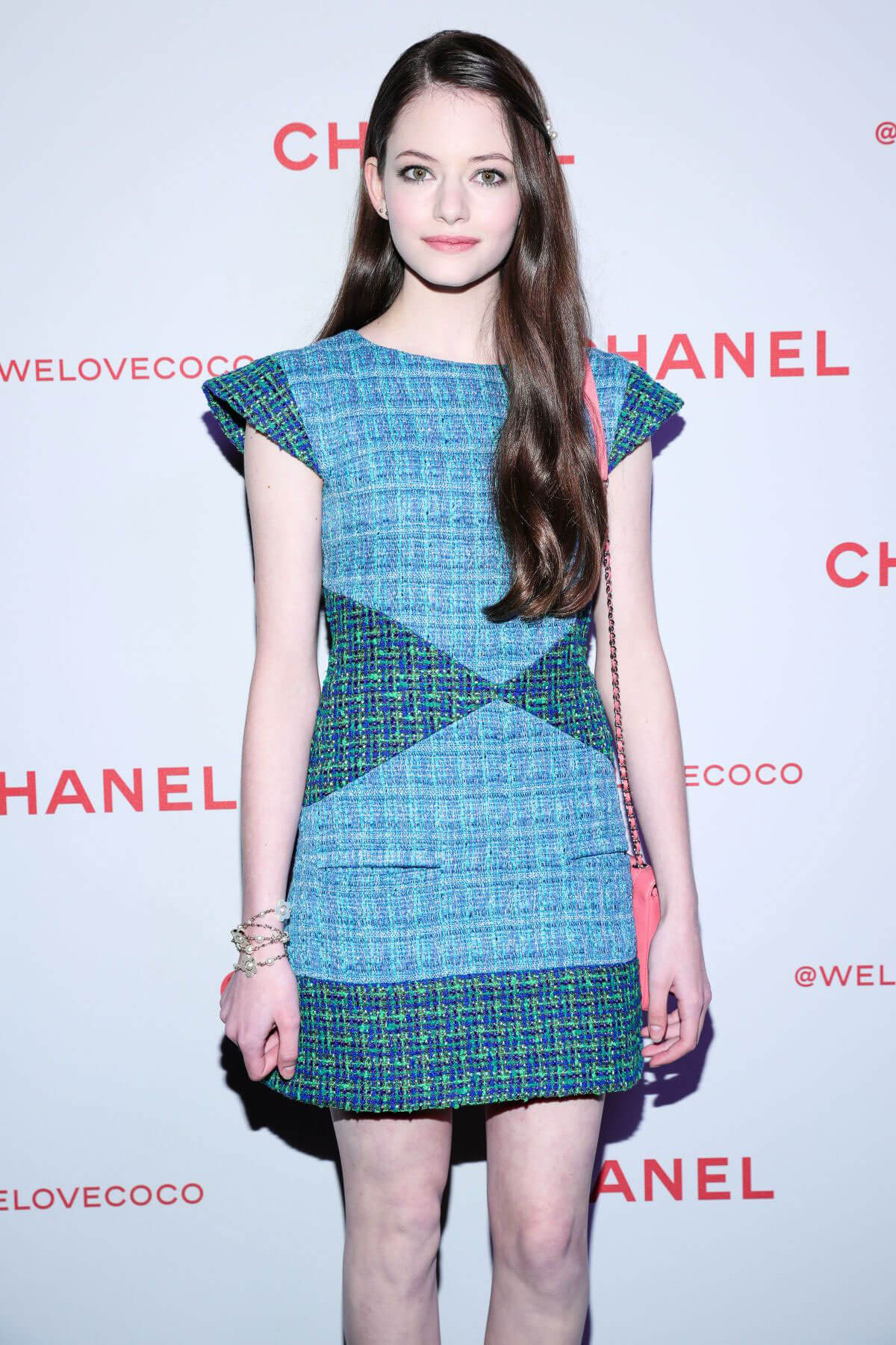 Mackenzie Foy Stills at Chanel Pre-Oscars Event in Los Angeles 2018/02/28