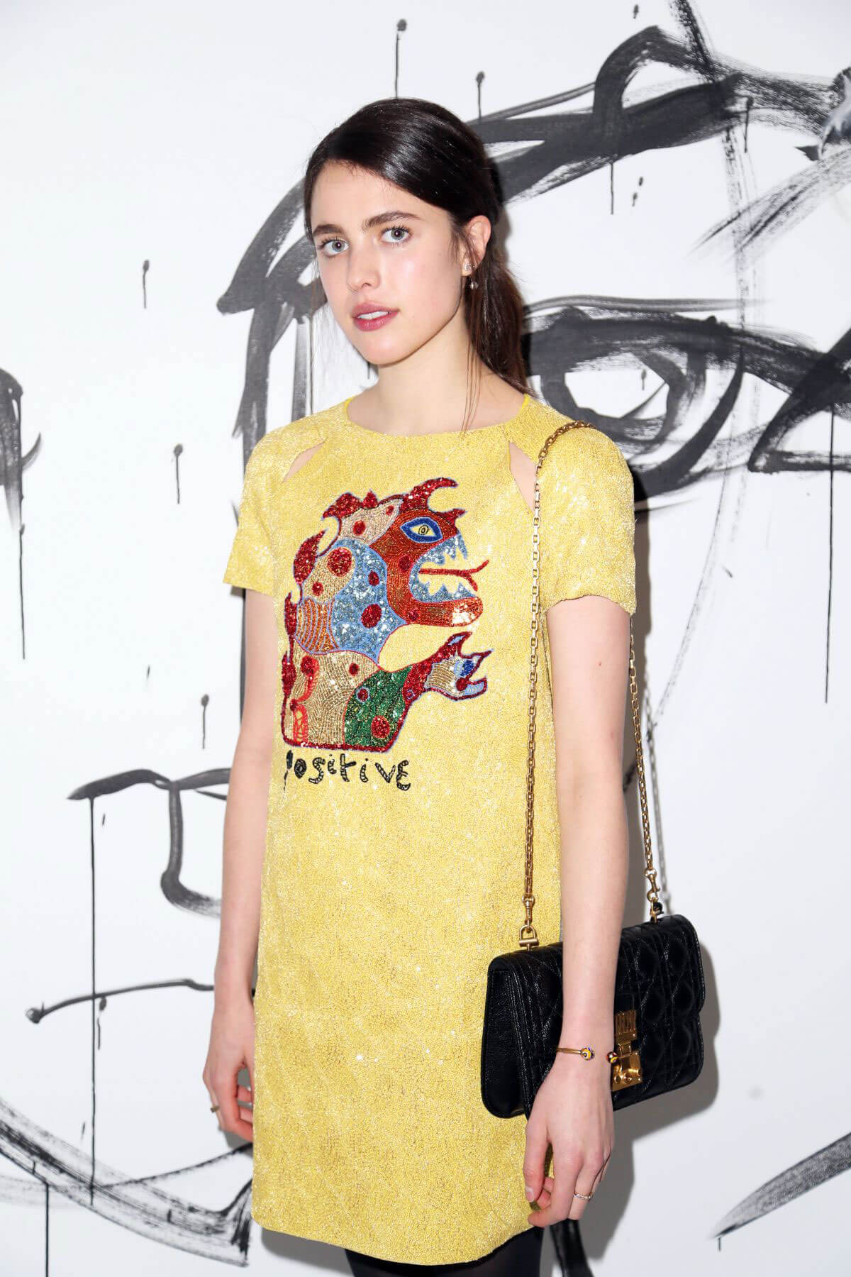 Margaret Qualley Stills at Dior Collection Launch Party at Spring/Summer 2018 New York Fashion Week 2018/02/06