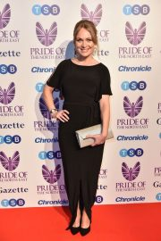 Michelle Hardwick Stills at Pride of the North East Awards in Newcastle 2018/03/27 2