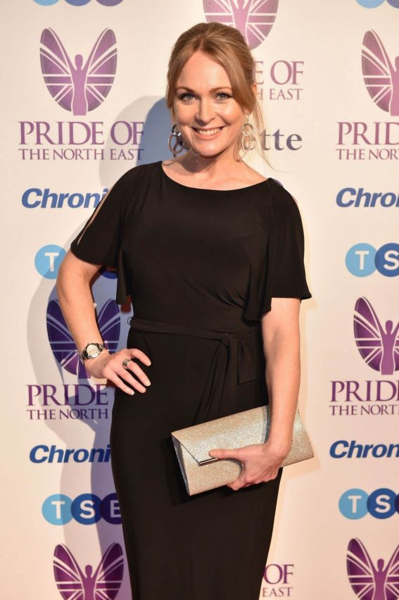 Michelle Hardwick Stills at Pride of the North East Awards in Newcastle 2018/03/27 3