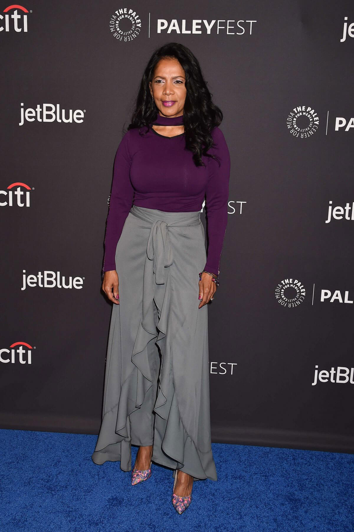Penny Johnson Jerald Stills  at Orville Show Presentation at Paleyfest in Los Angeles 2018/03/17