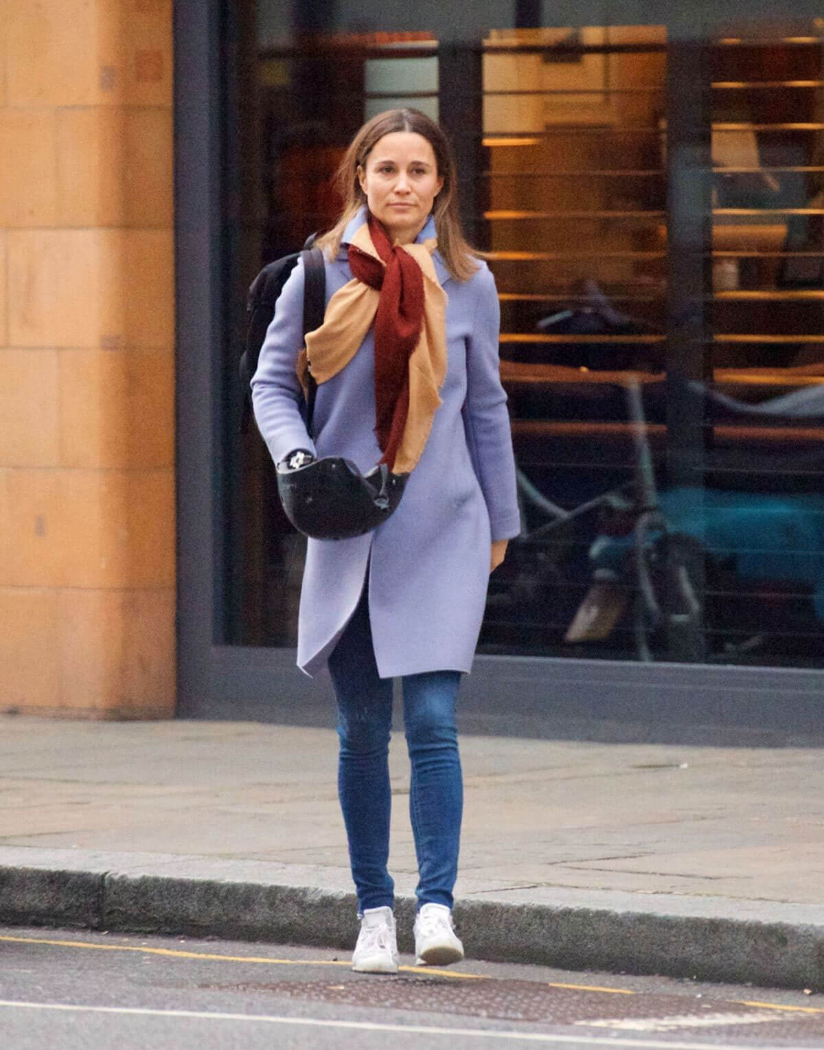 Pippa Middleton Stills Out and About in London 2018/03/25 4