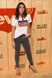 Renata Notni Stills at Levi's Store Opening in Mexico City 2018/03/22