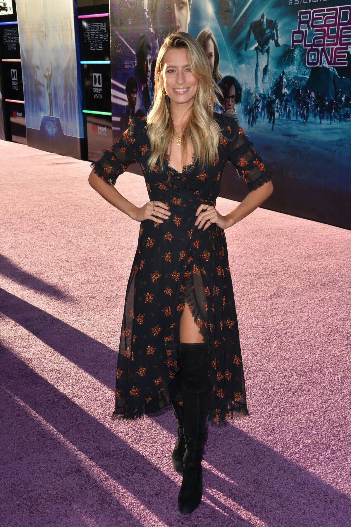 Renee Bargh Stills at Ready Player One Premiere in Los Angeles 2018/03/26 7