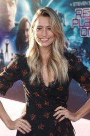 Renee Bargh Stills at Ready Player One Premiere in Los Angeles 2018/03/26 9
