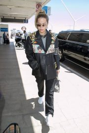 Rita Ora Stills at LAX Airport in Los Angeles 2018/03/28 4