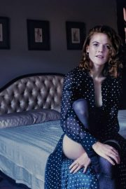 Rose Leslie Stills in Town & Country Magazine, February 2018 Issue
