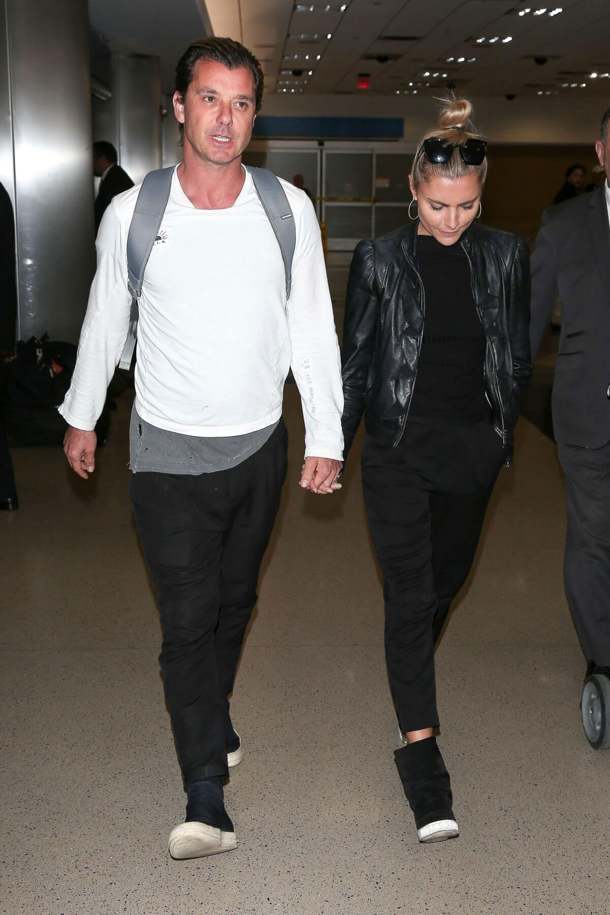 Sophia Thomalla Stills at Los Angeles International Airport 2018/03/26 6