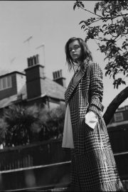 Sophie Cookson Poses for Untitled Project Issue No 9, 2018 Issue
