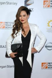 Tia Carrere Stills at 9th Annual African American Film Critics Association Awards in Los Angeles 2018/02/07
