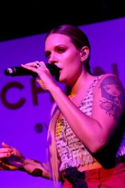 Tove Lo Stills Performs at Chanel Pre-Oscars Event in Los Angeles 2018/02/28