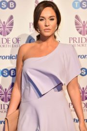 Vicky Pattison Stills at Pride of the North East Awards in Newcastle 2018/03/27 12