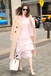 Abigail Spencer Stills Arrives at Today Show in New York 2018/04/03 1