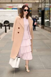 Abigail Spencer Stills Arrives at Today Show in New York 2018/04/03 8