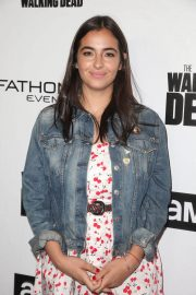 Alanna Masterson Stills at FYC The Walking Dead and Fear the Walking Dead in Los Angeles 2018/04/15 1