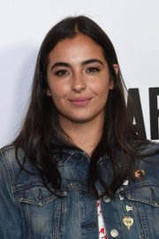 Alanna Masterson Stills at FYC The Walking Dead and Fear the Walking Dead in Los Angeles 2018/04/15 4