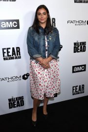 Alanna Masterson Stills at FYC The Walking Dead and Fear the Walking Dead in Los Angeles 2018/04/15 7