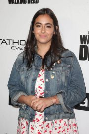 Alanna Masterson Stills at FYC The Walking Dead and Fear the Walking Dead in Los Angeles 2018/04/15 13