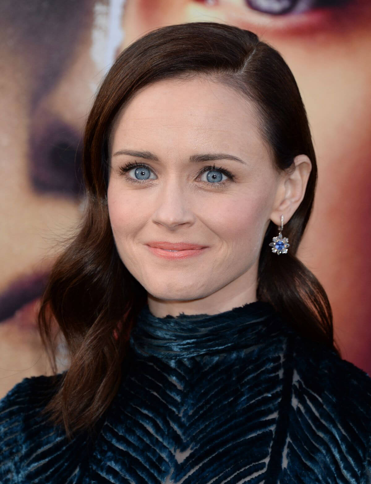 ALEXIS BLEDEL at Gilmore Girls: A Year in the Life
