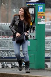 Alison King Stills Out and About Shopping in Wilmslow 2018/04/02 3