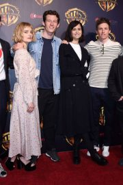 Alison Sudol and Katherine Waterston Stills at The Big Picture Presentation at Cinemacon in Las Vegas 2018/04/24 6