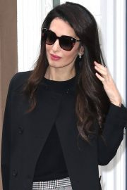 Amal Clooney Stills Out and About in New York 2018/04/12 7