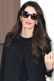 Amal Clooney Stills Out and About in New York 2018/04/12 8